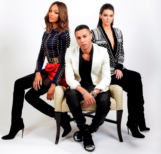 Fashion Buzz, BALMAIN and H&M Collaboration, #HMBalmaination