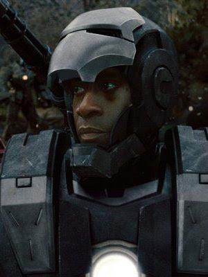 War Machine will be back