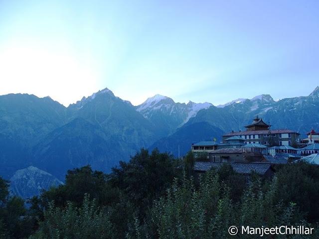 Kalpa Village, Himachal Pradesh