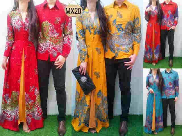 Couple Batik Katun MX20