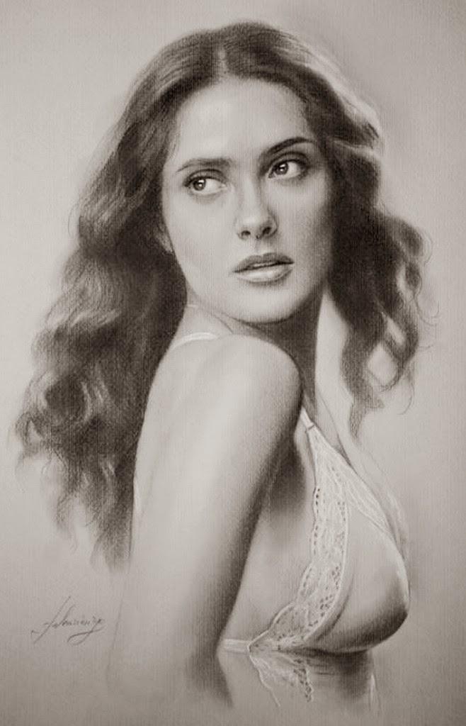 dibujos-a-lapiz-de-mujeres-bonitas