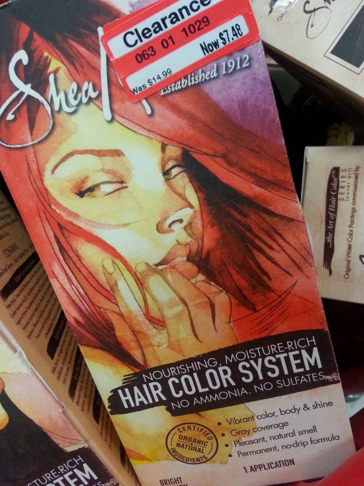 Giveaway Sheamoisture Hair Color System Sisterlocked