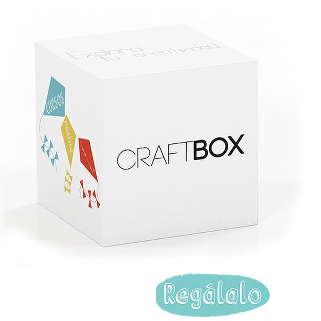 Cursos online craft talleres virtuales taller regalar handmade DIY CraftBOX