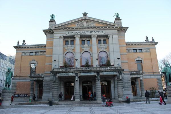 Oslo Teatr Narodowy
