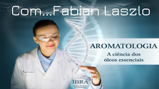 Curso de Aromatologia na Saúde com Fabian Laszlo - Módulo 1