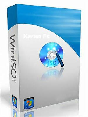WinISO 6.2.0.4645 Final + License