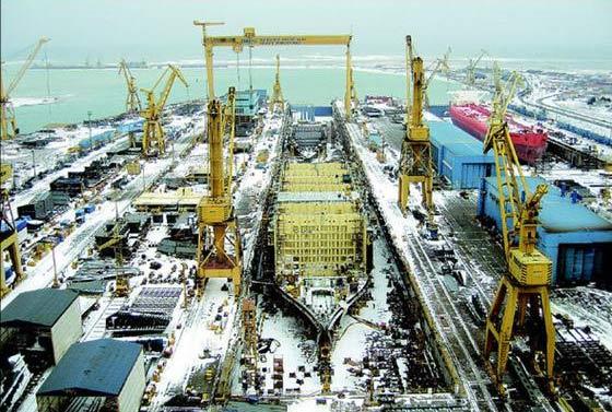 Venezuelas Victory Over Wall Street shipyard