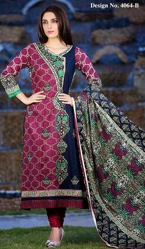 Star Classic Lawn Eid Dresses