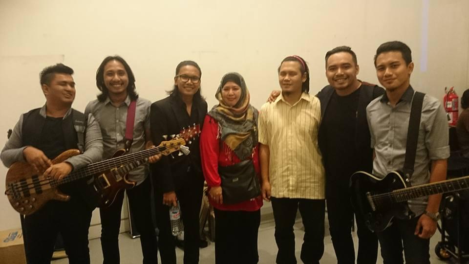 Kenangan Bersama Drama Band