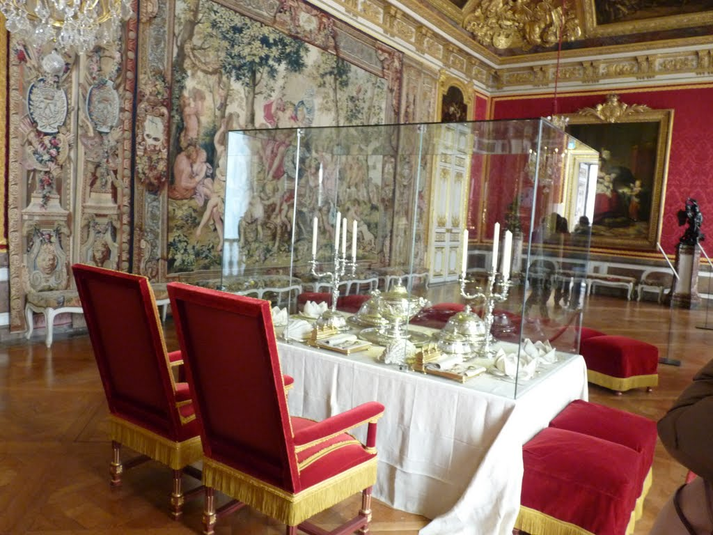 Mes Randonn Es Ch Teau De Versailles Petit Et Grand Trianon