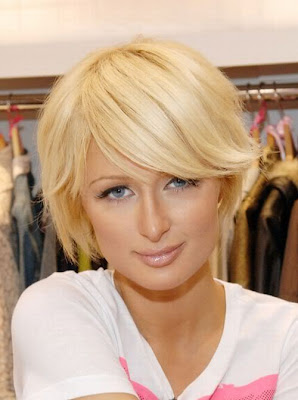 Paris Hilton Sedu Hairstyles