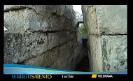 Erchie (Br) - Servizio di TeleRama sulla grotta e biblioteca