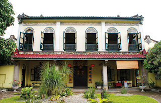 Rumah Tjong A Fie di Medan