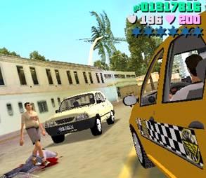 Patch GTA-Mamaia Vice Mod