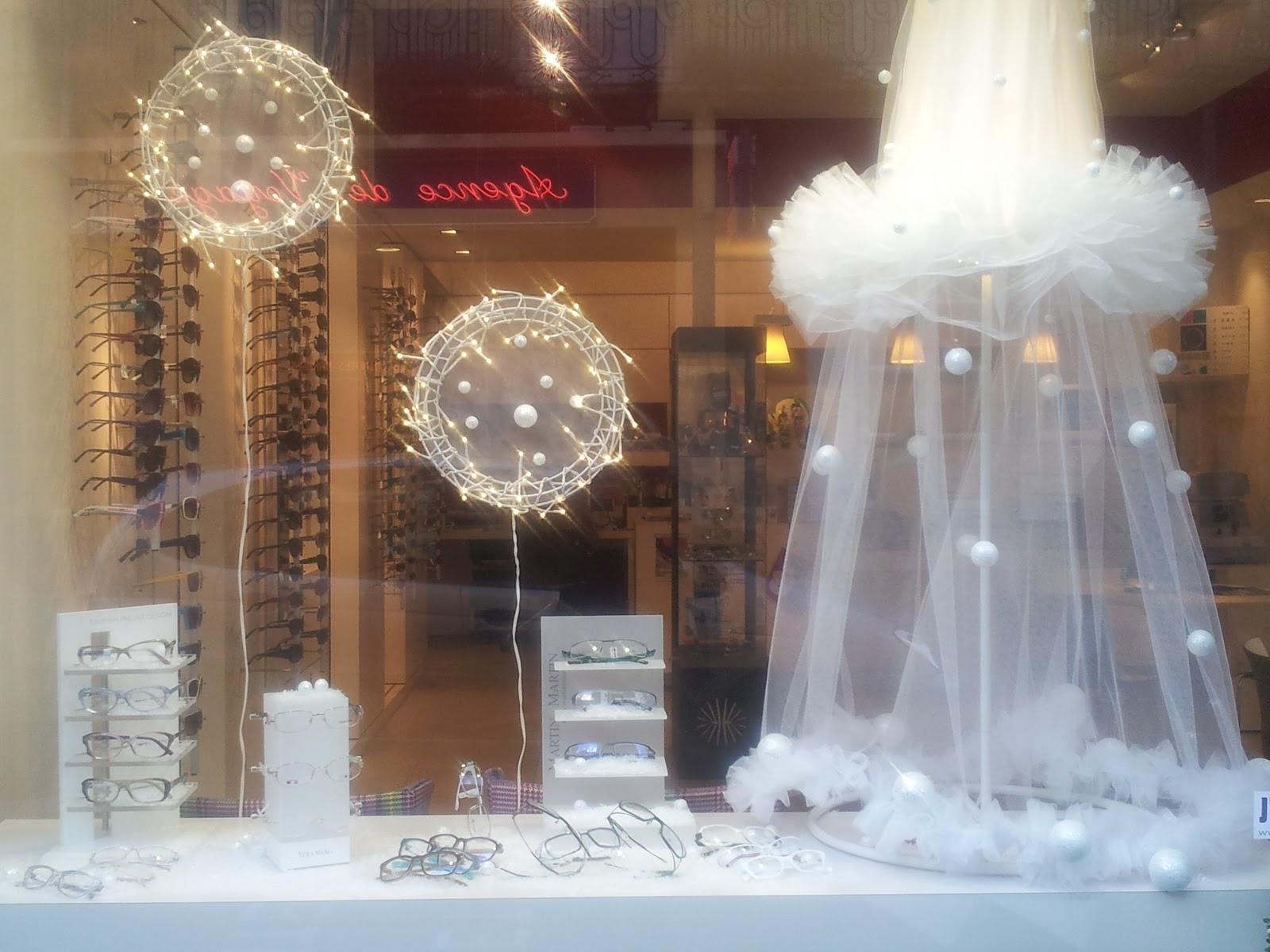 #8E633D Optique Martin Actualités: Vitrine De Noël 6007 décoration de noel pour vitrine 1600x1200 px @ aertt.com