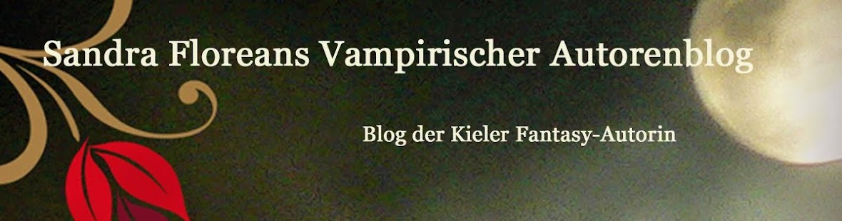 Sandra Floreans Autoren-Blog