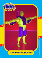 Super Powers Collection Golden Paraoh Action Figure by Kenner Superman Super Powers Collection Figure Clark Kent Kenner Mattycollector DC Universe Classics Unlimited Man of Steel Toys Movie Masters polymerphelia GeekSummit