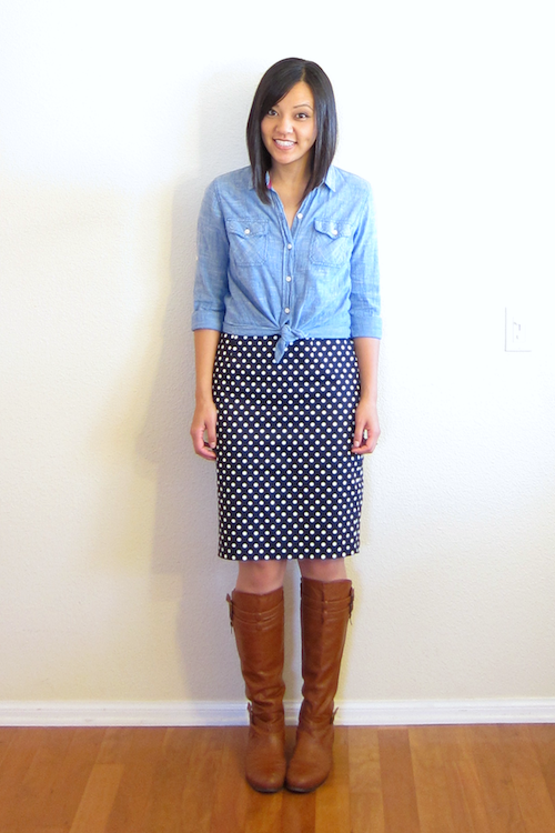 http://www.puttingmetogether.com/2013/10/how-to-wear-chambray-for-fall-7-style.html