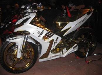 Picture of Jupiter Mx Modifikasi