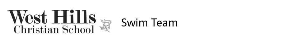 WHCS Swim Team