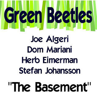 The Green Beetles - The Basement