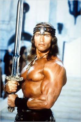 Imagen de Conan-Arnold Schwarzenegger