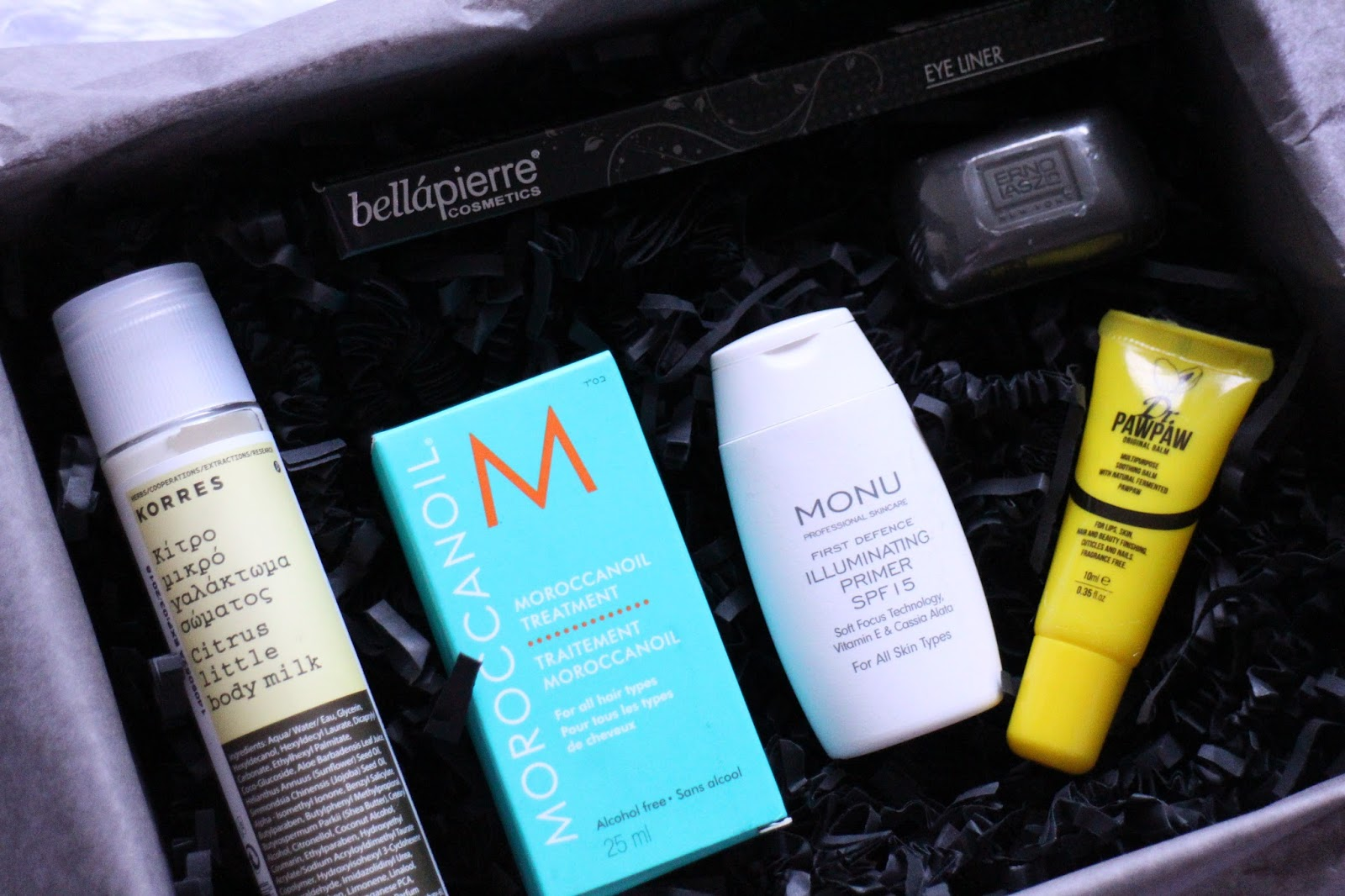 The Look Fantastic Beauty Box #TheLFBeautyBox