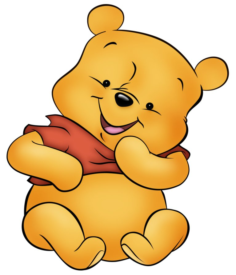 Winnie Pooh Baby