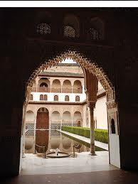 Blog de Juan Pardo: Hall of the Boat (La Alhambra of Granada)