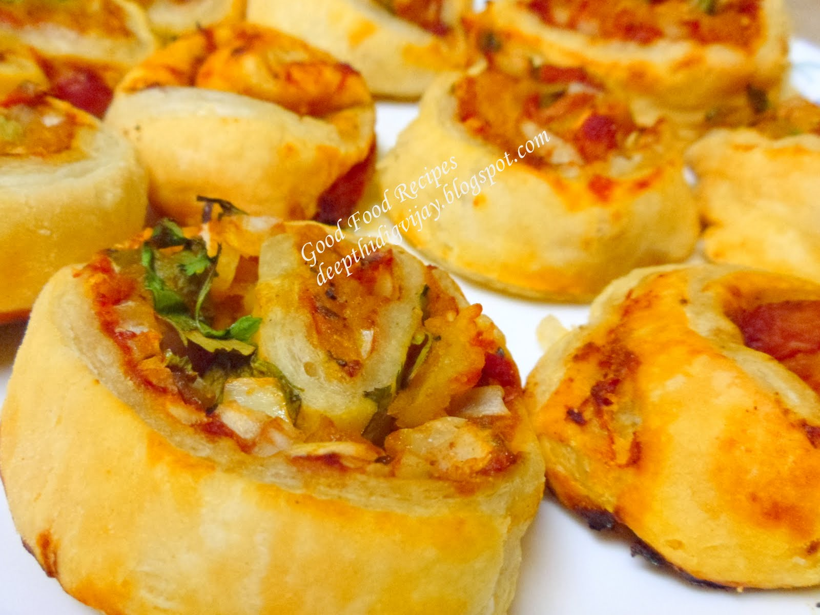 Good food recipes vegetable pastry pin wheels in indian style forumfinder Gallery
