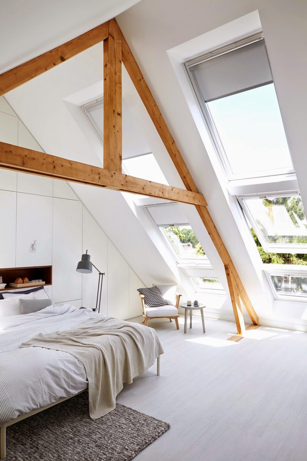 Binnenkant : Welke slaapkamer zou jij kiezen?