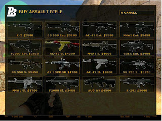 mengubah counter strike 1 6 menjadi point blank offline map pb