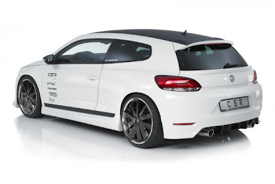 2011-Volkswagen-Scirocco-Coupe-Rear-Angle-View-Modification