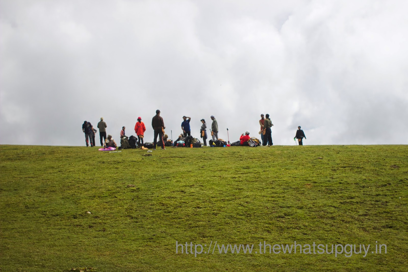 Halt-Ali-Bugyal-Roopkund-Trek-With-India-Hikes-Day-2