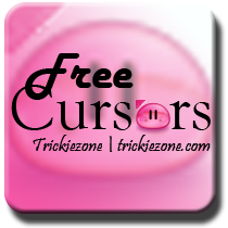 Free Cursors For Blogger | Blogspot Part 1 (Blogger Widget)