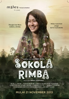 Sokola+Rimba Sinopsis dan Trailer Film Sokola Rimba