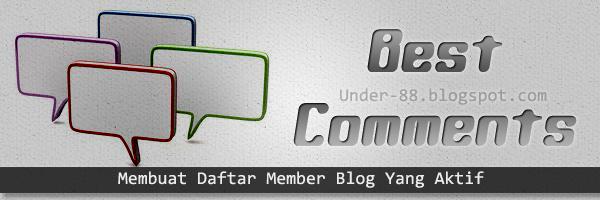 Cara Membuat Daftar Member Aktif Blogger