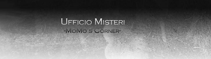 Ufficio Misteri {MoMo's corner}