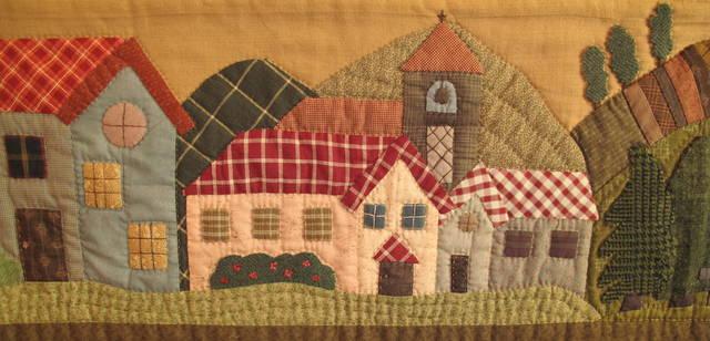 Quilt house - Casas de patchwork ...