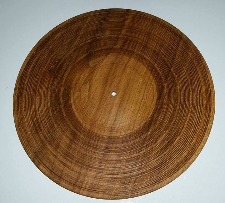 musique insolite disque platine foret