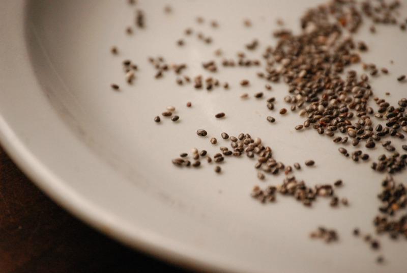 marmellata con semi di chia