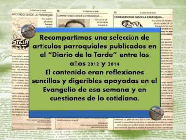 Articulos publicados en Diario de la Tarde