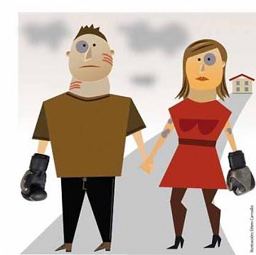 Historia de violencia en el noviazgo adolescente