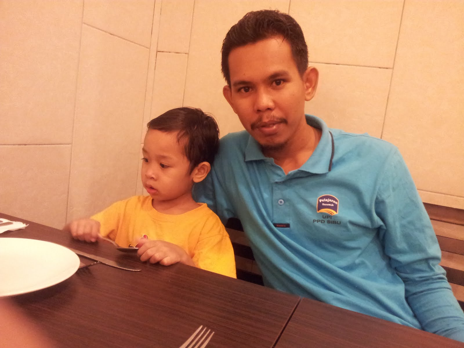 Naufal  & Ayah