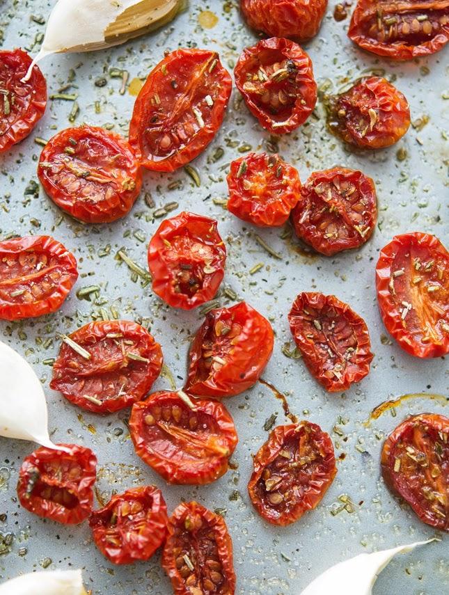 Slow-Roasted Tomatoes