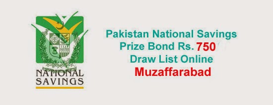 Prize bond rs 750 draw full list 15th october 2014
