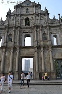 St. Paul's Ruins, Macau