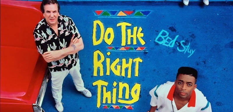 Do the right thing spike lee essay