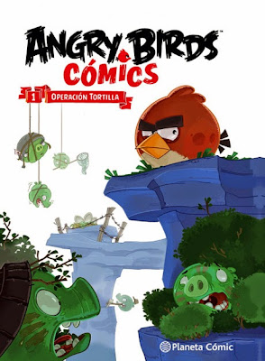 COMIC - Angry Birds 01 Operación Tortilla  (Planeta Cómic - 2 julio 2015) | Comprar en Amazon Título original: Angry Birds: Operation Omelette