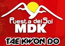 MDK  PUESTA DEL SOL TAE KWON DO